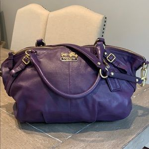 EUC Coach Madison Sophia, Purple, 15955P